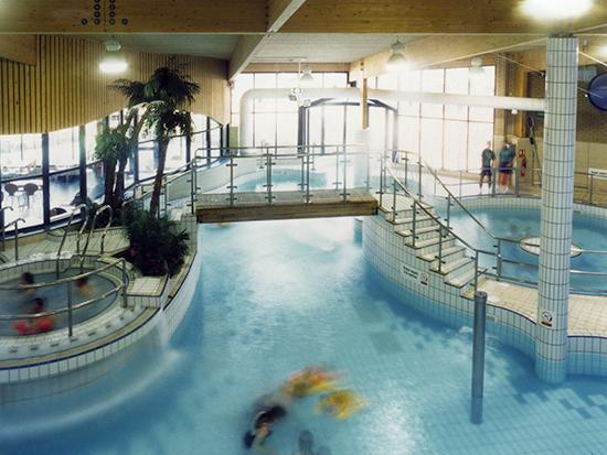 The Quays Leisure Centre Southampton Kite Glass