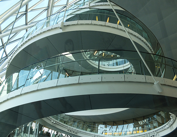 Bsi Kitemark For Architectural Safety Glass