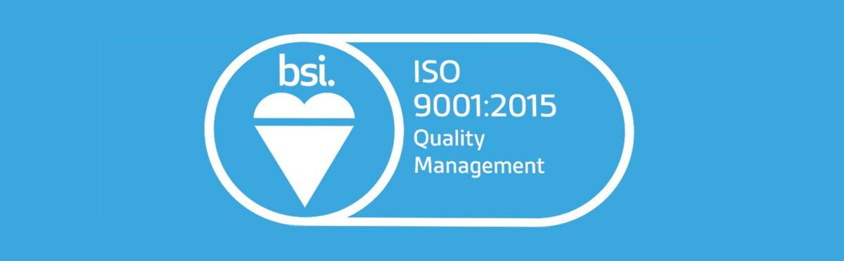 ISO 9901:2015 Accreditation Logo
